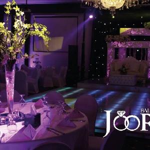 عرض حفل زفاف في قاعة جوري…