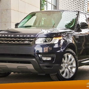 For Sale Range Rover Sport SE 2017 in Amman…