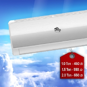 مكيفات توفير الطاقة - شركة الاسكيمو للتبريد وتكييف الهواء