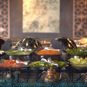Abyat Restaurant Breakfast Buffet offer…