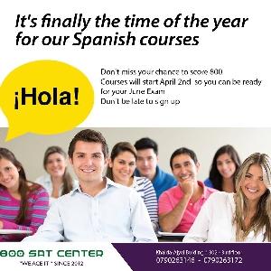 800 SAT CENTER AMMAN JORDAN - Spanish Courses…