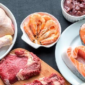 عروض على اللحوم والاسماك…
