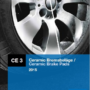 ATE Brake Pads Ceramic in Amman Jordan 065540777