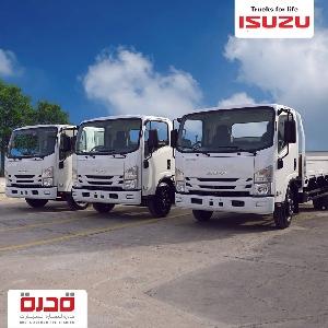 Isuzu N-Series Trucks - سلسلة شاحنات…