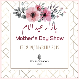 Mother's Day Show 2019 @ Four Seasons Hotel…