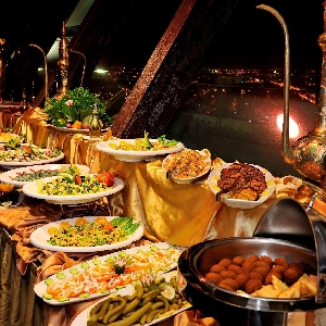 All you can eat buffet in Irbid every Saturday…