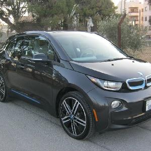 For sale BMW I3 model 2015 in Amman Jordan…