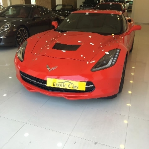 For Sale Corvette C7 Model 2015 in Amman,…