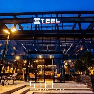 Steel Restaurant & Cafe Phone Number 0771223344