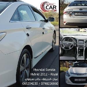 For Sale Hyundai Sonata Hybrid 2012 Royal…